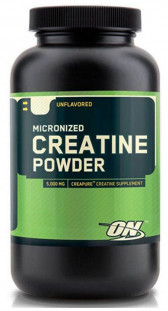 Optimum Nutrition Micronized Creatine powder (150 г)