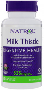 Natrol Milk Thistle Advantage (60 кап)