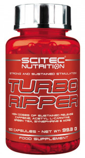 Scitec Nutrition Turbo Ripper (100 кап)