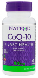 Natrol Co Q-10 100 мг (60 кап)