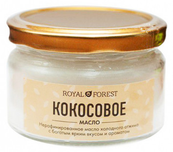 Royal Forest Кокосовое масло 150гр