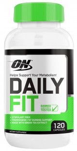 Optimum Nutrition Daily-Fit (120 кап)