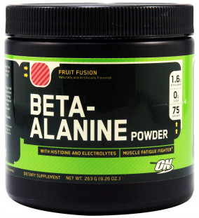 Optimum Nutrition Beta Alanine powder (263 г)