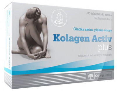 Olimp Labs Kolagen Active Plus (80 таб)